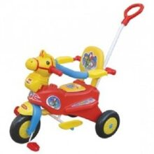 Xe 3 bánh trẻ em có nhạc Nhựa Chợ Lớn M1057B-X3B