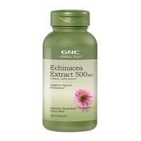 Thực phẩm chức năng tăng cường sức đề kháng GNC Echinacea Extract 500mg 100 viên