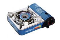 Bếp gas du lịch Namilux 161 inox