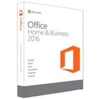 Phần mềm Office Microsoft Home and Business 2016