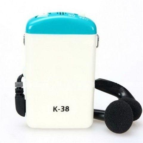 Máy trợ thính 2 tai nghe Axon K-38