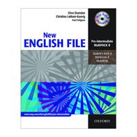 New English File Pre-Intermediate - MultiPACK B