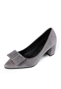 Giày cao gót nữ đế vuông Naza NZ55