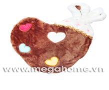 Túi chườm hình trái tim