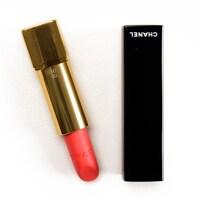Son Chanel Rouge Allure Velvet màu 60 Rouge Troublant
