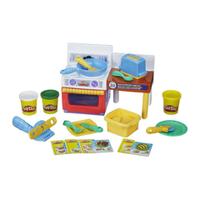 Bộ đồ chơi đất nặn Play Doh cho bé nhà bếp tiện lợi 22465