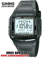 Đồng hồ điện tử đeo tay Casio DB-36-1AVDF chính hãng Casio Japan ...