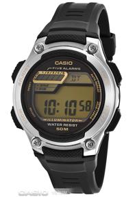 Đồng hồ điện tử Casio W-212H-9A
