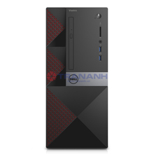 Máy tính để bàn Dell Vostro 3650MT 70080487 - Intel I3 6100, RAM 4GB, HDD 500GB, Intel HD Graphics
