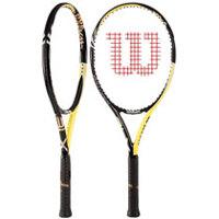 Vợt Tennis Wilson Pro Open 100 BLX (model 2011)