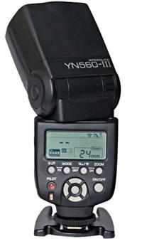 Đèn YONGNUO 560 III