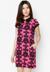 Đầm suông Hoàng Khanh Fashion họa tiết - nhiều màu