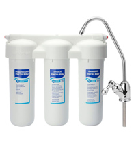 Máy lọc nước Aquaphor TRIO Fe lọc nước nhiễm kim loại