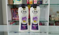Sữa tắm chống lão hóa Olay Age Defying with Vitamin E 700ml