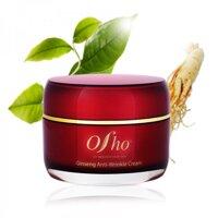 Kem dưỡng nhân sâm Osho Ginseng Anti-Wrinkle Cream