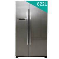 Tủ lạnh Sharp SJ-E62M-SL 622L