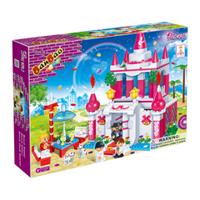 Bộ đồ chơi lắp ráp BanBao - Đám cưới 6101