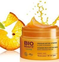 Mặt nạ Nuxe Bio Beauté Vitamin-Rich Detox Mask mini 50ml