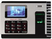 Máy chấm công vân tay và thẻ cảm ứng Ronald Jack X938C (X938-C)