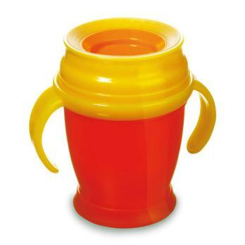 Cốc uống nước có tay cầm 360 Mini Canpol 1/620 (1/541)