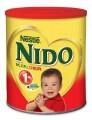 Sữa bột Nestle Nido Kinder 1+ - hộp 360g (chống táo bón)