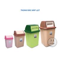 Thùng rác lật lớn DT