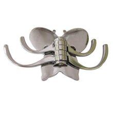 Móc áo bướm inox Rovely TH062