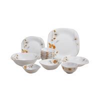 Bộ 12 món đồ dùng bàn ăn thủy tinh ngọc Vitriares 951-12T