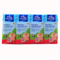 Sữa tươi tiệt trùng Oldenburger - 200ml, lốc/ 4 hộp