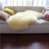 Thảm lông cừu mã 05