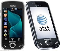 Điện thoại Samsung A897 Mythic