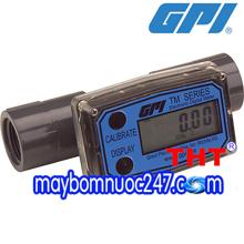 Đồng hồ đo nước điện tử GPI TM150