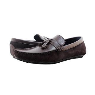 Giày lười nam Sanvado viền da lộn màu nâu CS-7997 - cs-7997-nau ...