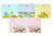 Bộ 5 Áo cài vai tay dài màu Nanio AD109 -  size 3 , 6-9 tháng