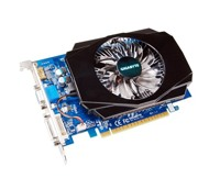 Card đồ họa (VGA Card) Gigabyte GV-N220-1GI - GeForce GT220, 1GB, DDR3, 128 bit, PCI-E 2.0