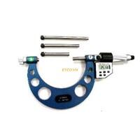 Bộ panme đo ngoài điện tử Metrology EM-9055