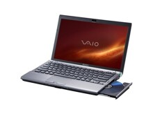 Laptop Sony Vaio VGN-Z56GG - Intel Core 2 Duo P9700 2.8GHz, 6GB RAM, 320GB HDD, Nvidia GeForce 9300M, 13.1 inch