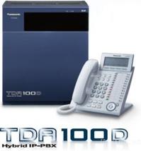 Tổng đài Panasonic KX-TDA100DBP - [16CO-112EXT]