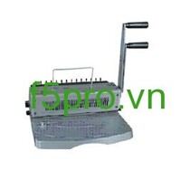 Máy đóng tài liệu lò xo kẽm AlPha HP2308 (HP-2308)