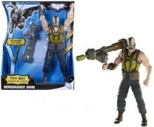 Kẻ hủy diệt người dơi Bane Mattel Batman W7216-W7218
