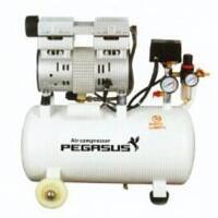 Máy nén khí giảm âm PEGASUS TM-OF550-24L (0,75HP)