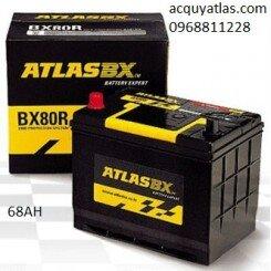 Ắc quy Atlas MF56828L 68Ah