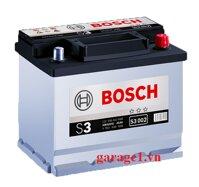 Ắc quy Bosch Din58014 80Ah