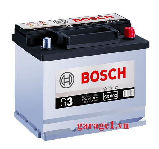 Ắc quy Bosch Din60044 100Ah