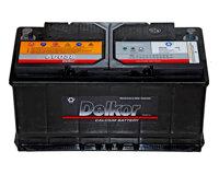 Ắc quy Delkor 12V-100Ah DIN 60038