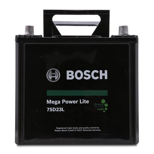 Ắc quy khô Bosch Mega Power Lite 75D23L/ R (65Ah)