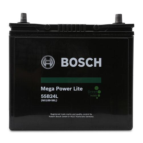 Ắc quy khô Bosch Mega Power Lite 55B24L-BHD (45Ah)