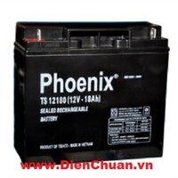Ắc quy PHOENIX 12V-18Ah TS12180