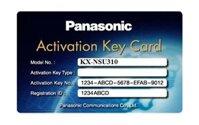 Activation key mở rộng tổng đài Panasonic KX-NSU310