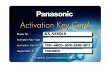 Activation key mở rộng tổng đài Panasonic KX-NSM210